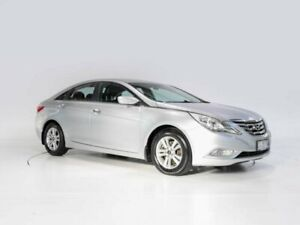 2010 Hyundai i45 YF MY11 Active Silver 6 Speed Automatic Sedan Cooee Burnie Area Preview