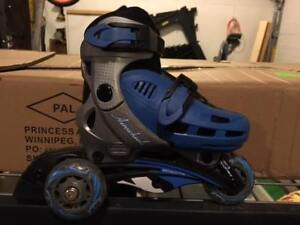 Youth Adjustable Rollerblade