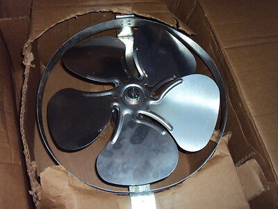 Dayton 12u119 Fan Exhaust Ring Type 130hp 115vacv 5 Blades