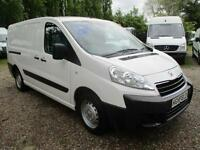 2014 Peugeot Expert 1.6HDi 90 NO VAT L2 H1 LWB 30,000 MILES GUARANTEED