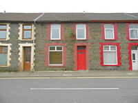 Ynyswen A spacious 3 storey 3 bedroom property ready immediatley