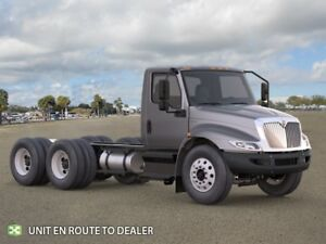 2020 International MV607 6x4, New Cab & Chassis