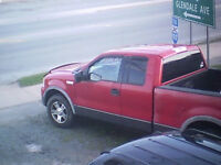 2004 Ford F-150 FX4 Offroad