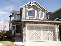 5 Bedroom Exec Walk Out Backing onto Greenspace in Airdrie!!!