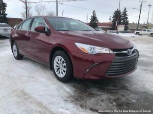 2017 Toyota Camry LE - Back Up Camera