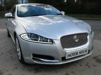 Jaguar XF 2.2TD Auto 2011 (61) Premium Luxury. 1 Owner. 190 BHP