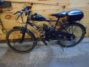 Gas E Bike for sale
