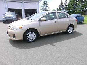 2011 Toyota Corolla CE ONE OWNER