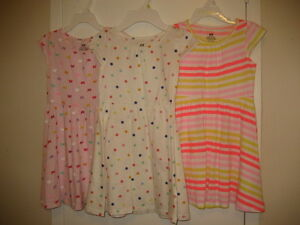 Cute Girls Dresses Size 4-6