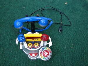 MM radio and telphone