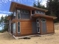 Tamlin Homes - Your Full Build Log Cabin, Contemporary