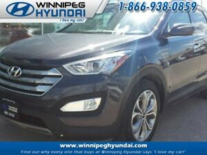 2015 Hyundai Santa Fe Sport 2.0T AWD SE No Accidents