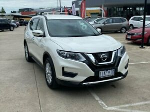 2017 Nissan X-Trail T32 ST X-tronic 2WD White 7 Speed Constant Variable Wagon Berwick Casey Area Preview
