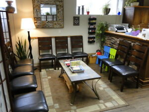 Room for Rent in Busy Wellness Centre in Vernon