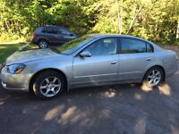 Nissan Altima 2.5 S Special Edition