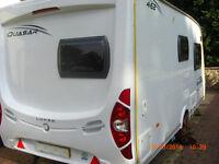 Lunar Quasar 462 2009 Touring Caravan