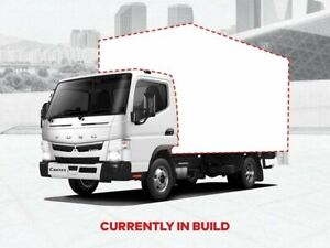 2020 Fuso Canter White Curtain Sider Rocklea Brisbane South West Preview