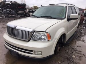 2006 Lincoln Navigator just in for parts at Pic N Save!