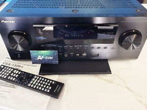 Pioneer VSX-1326-K A/V Multi-Channel Receiver