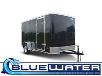 EPIC PRICES on enclosed cargo trailers!