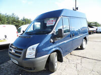 Ford Transit 300 2.2TDCi 85 ps SWB M/Roof