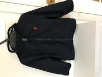 Ralph Lauren Navy Blue Hooded Jacket Age 2 (Boys). Very Good condition.