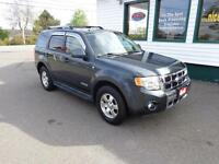 2008 Ford Escape Limited 4x4 (As traded)