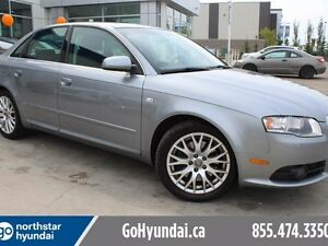 2008 Audi A4 2.0T QUATTRO SUNROOF LOW KM