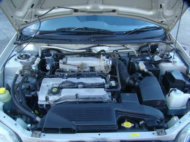 DOHC 16V TRIDON FAN SWITCH FOR Ford Laser 10//91-10//94 1.8L BPE Petrol