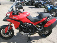 2013 Ducati Multistrata in excellent condition