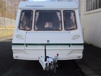 Abbey Freestyle Two Berth Touring Caravan