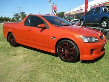 2007 Holden Ute VE SS V Orange 6 Speed Manual Utility Kippa-ring Redcliffe Area Preview