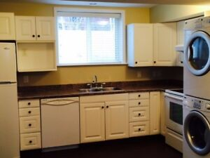 Upscale, Bright, Central Penticton suite