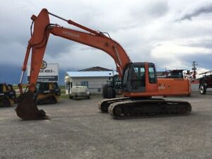 Excavator | Buy or Sell Heavy Equipment in Alberta | Kijiji Classifieds