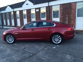 XF 2.2D Premium Luxury, Stunning Car - I've owned since new, full dealer service history.