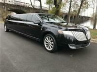 Miniature 1 Limousine Lincoln MKT 2012