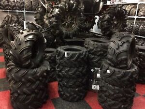 UP TO 50% OFF ATV/UTV Tire & Rim Sale! ITP, MAXXIS, KENDA, & STI
