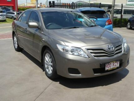 2010 Toyota Camry ACV40R 09 Upgrade Altise Bronze 5 Speed Automatic Sedan Strathpine Pine Rivers Area Preview