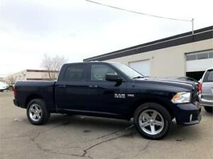2017 Dodge Ram 1500 ST Crew Cab | Comfort Package | Low KM Expre