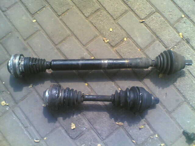 polo 1.9tdi 2door driveshafts