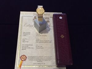 Men's Patek Philippe 18 kt Gold Ref.3601/101 . Automatic