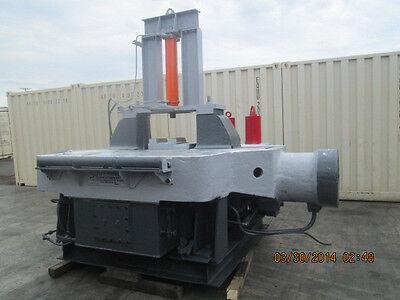 Massive Baldwin Southwark 200 Ton Hydraulic Ironworker Bulldozing Machine