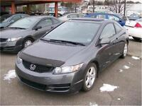 2009 HONDA CIVIC LX COUPE