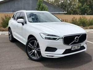 2018 Volvo XC60 UZ MY18 D4 AWD Momentum White 8 Speed Sports Automatic Wagon Bridgewater Adelaide Hills Preview