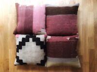 Beautiful Kilim Woven Cushions