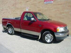 2000 Ford F-150 XLT. WOW!! Very Rare Regular Cab, SWB. Only 177K