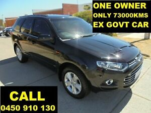 2012 Ford Territory SZ TX (RWD) 6 Speed Automatic Wagon Wangara Wanneroo Area Preview