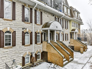 Beautifully Renovated 4 Bedroom Townhome in East York