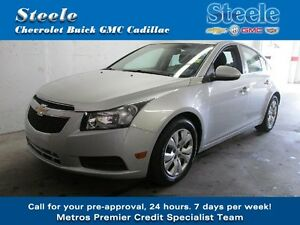 2013 CHEV CRUZE LT, One Owner & Dealer Maintained !!!!