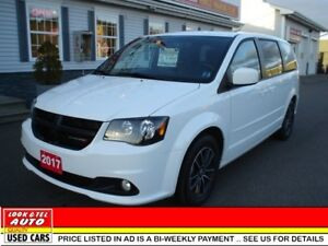 2017 Dodge Grand Caravan  LOADED CREW PLUS